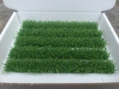 LOOK  NEW!!!!  OO/HO Gauge Scruffy Hedging, Model Railway/Diorama/Scenery