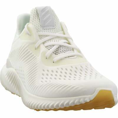 adidas Alphabounce EM Undye  Casual Running  Shoes - White - Mens