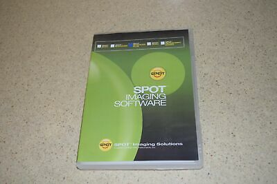 ^^ Diagnostic Instruments Inc Spot Imaging Software P/N 2081 - New