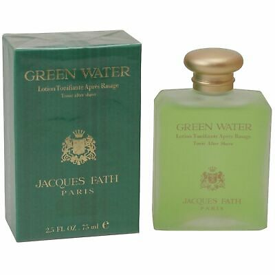 Jacques Fath Green Water 75 ml Lotion Tonifiante After Shave Tonic