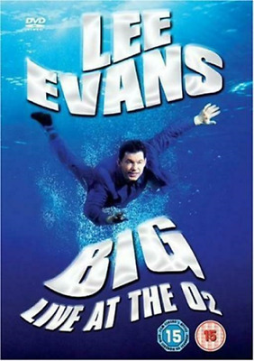 Lee Evans - Big - Live at the O2 DVD (2008) Lee Evans