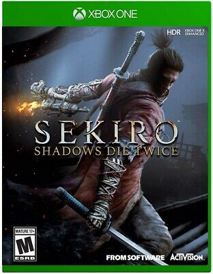 Sekiro xbox one offline no cd no codigo