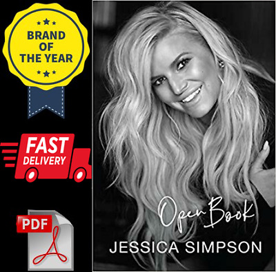 Open Book by Jessica Simpson ⚡ Digital P'D'F ⚡