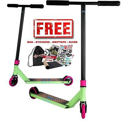Ao scooters Helium Stuntscooter rôle 110 mm Incl Roulement à billes Neochrome