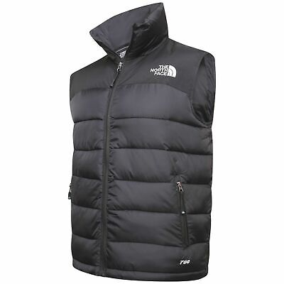 North Face 700 Body Warmer Gilet Black All Sizes Clearance Sale Fast Delivery