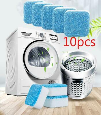 Effervescent Tablet Washing Machine Cleaner, Cleaning deep Remover, Solid Washin