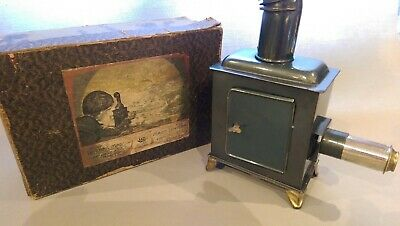 Bing Magic Lantern with box and slides.