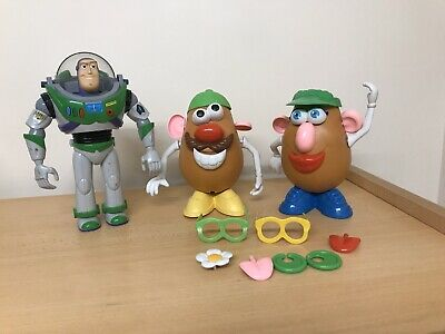 Buzz light-year with Mr and Mrs potato head bundle!