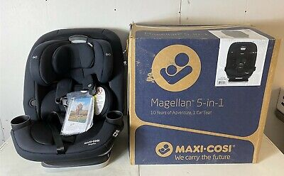 Maxi-Cosi Magellan 5-in-1 Convertible Car Seat, Night Black