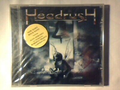 HEADRUSH Omonimo Same S/T cd 2005 DOKKEN LABYRINTH SIGILLATO SEALED!!!