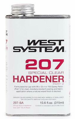 West System 207 Special Clear Epoxy Hardener