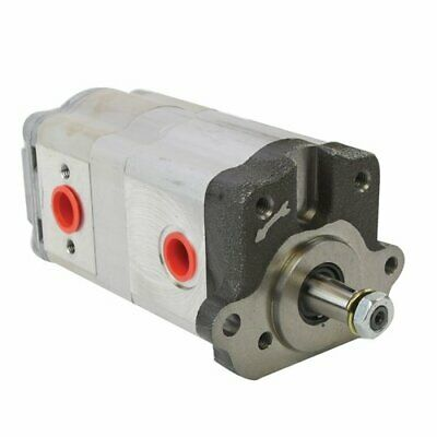 Power Steering Pump - Dynamatic Massey Ferguson 245 235 165 275 255 240 265 175