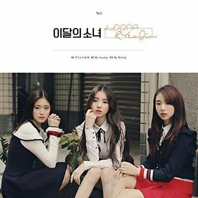 [Reissue] MONTHLY GIRL LOONA - LOONA & YEOJIN CD+Photocard+Gift+Tracking no.