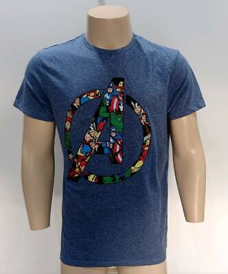Avengers Endgame T-Shirt-Marvel Comics-Made in Turkey - Medium