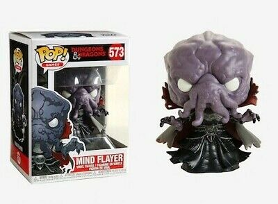Funko Pop Games Dungeons & Dragons 573 Mind Flayer