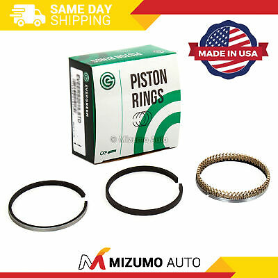 .25mm Piston Rings 88-95 3.0L Toyota Pickup 4Runner Camry Lexus 3VZE 0.010/""