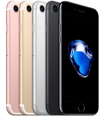 Apple iPhone 7 32GB Variety - GSM Unlocked & CARRIER LOCKED - T-Mobile - KDDI