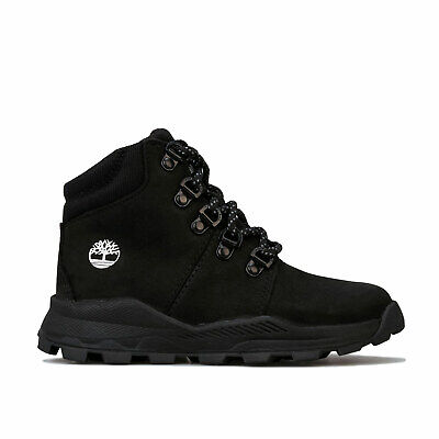 Infant boys Timberland Brooklyn Hiker Boots in Black