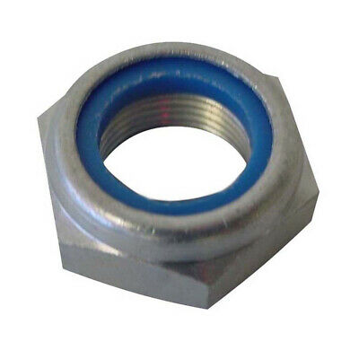 Zinc Steering Wheel Nut for Ford 2000 3000 4000 5000 7000 Tractors 1965-1975