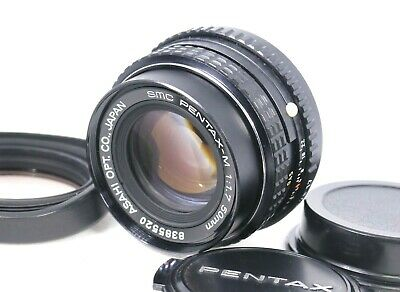 【Excellent+++++】 Asahi Pentax SMC Pentax-M F1.7 50mm Camera Lens From Japan