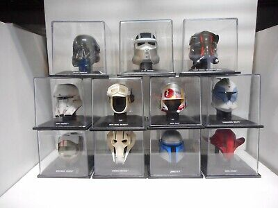 Collection Star Wars Casco Helmet 1/5 Altaya Diecast 4/6