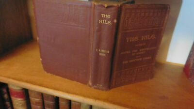 Wallis Budge Notes On The Nile For Travellers - Ancient Egypt Pyramids 1910