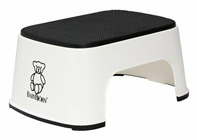 Babybjorn Step Stool &Ndash; White