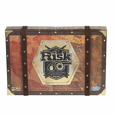 Risk 60TH Anniversary Edition Brand New & Sealed