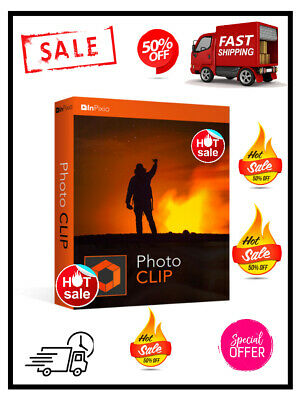 InPixio Photo Clip 9 Pro🔥Official??serial key 🔥 Lifetime🔑100% original Key🔑
