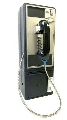 GTE 120B Vintage 80's Payphone – Non-working, Slightly Used