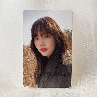 GFRIEND YERIN Official Photocard Album 回 LABYRINTH Photo Card Crossroads ver A