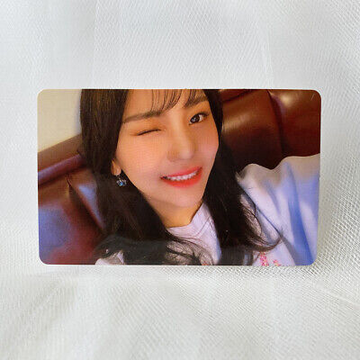 GFRIEND UMJI Official Photocard Album 回 LABYRINTH Photo Card Room ver