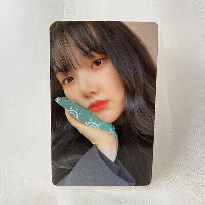 GFRIEND YERIN Official Photocard Album 回 LABYRINTH Photo Card Crossroads ver B