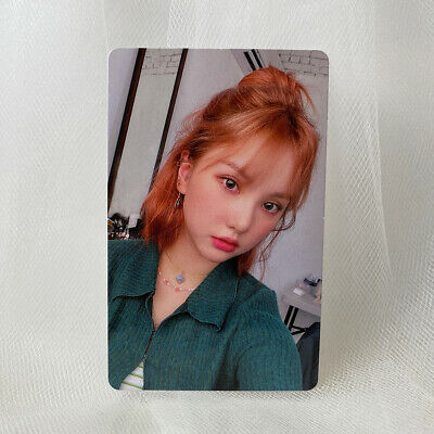 GFRIEND EUNHA Official Photocard Album 回: LABYRINTH Photo Card Room ver Kpop