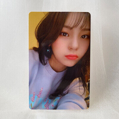 GFRIEND UMJI Official Photocard Album 回 LABYRINTH Photo Card Crossroads ver
