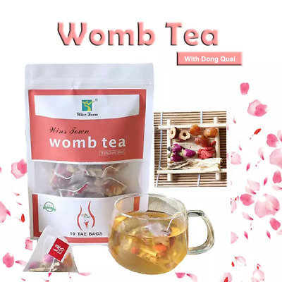 Detox Tea 100% natural herbal healthy Womb relieving cramps Menstrual Painful