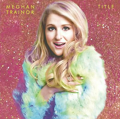 Meghan Trainor - Title CD & DVD NEW/SEALED