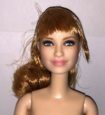BARBIE DOLL DARK BROWN CALF HIGH BOOTS  FROM JURASSIC WORLD CLAIRE DOLL