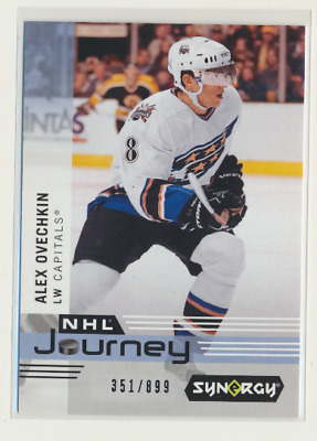 2019-20 Synergy NHL Journey NP-10 Alex Ovechkin /899