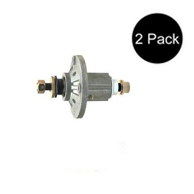 """2PK Lawn Mower 42/"""" 48/"""" Spindle fits John Deere 100 Series Tractors GY21098 GY204"""