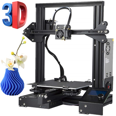 3D Drucker A13S-PRO MK-10 Extruder Resume Print Features similar to Ender 3