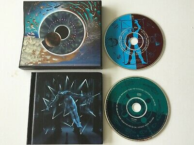 PINK FLOYD - Pulse. Australian Double CD in book with outer case.