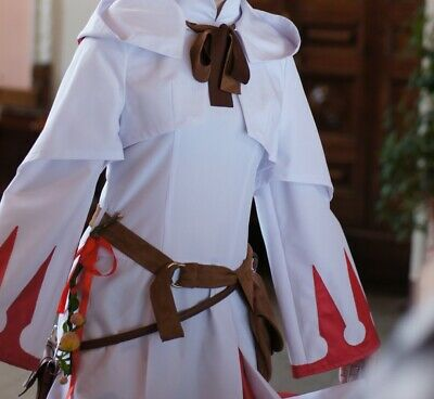 White mage Costume from FFXIV