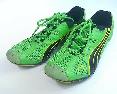 Puma Taper SP Jamaica Flag (Green Yellow Black) Mens Running Shoes Size 8