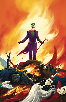 Year Of The Villain: Hell Arisen #3 Cover A + B 1st Full Punchline 2/26/20