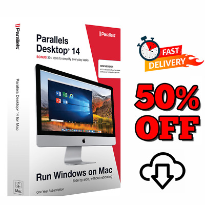NEW Parallels Desktop Business Edition 14 | Run Windows on Mac | FAST DELIVERY