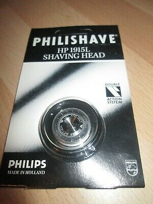 PHILIPS PHILISHAVE 3x HP1915L REPLACEMENT SHAVING HEADS NEW