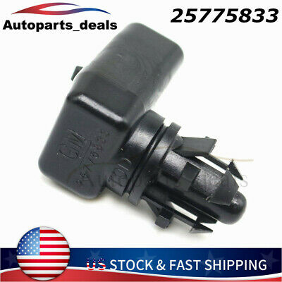 Ambient Air Temperature Sensor For Chevy Equinox Impala Trax ATS 25775833