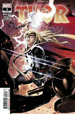 THOR #3 Oliver Coipel Cover A Donny Cates