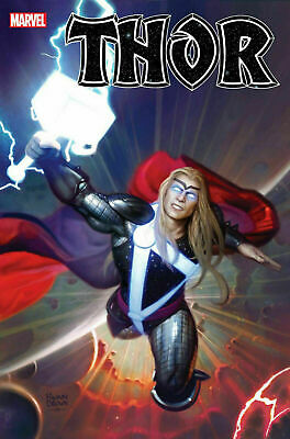 Thor #3 Brown Variant Cover 1:25 Donny Cates